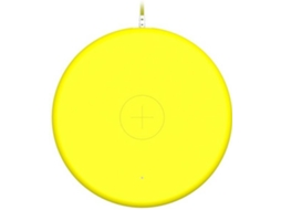 Carregador PHILO Qi Pad Amarelo — Wireless | 9 V | 10 W