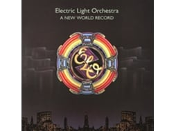 CD  electric light orchestra a new world record — Pop-Rock