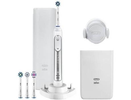 Escova de Dentes ORAL B ORAL-B 8600 Genius (48000 rotações por minuto) 5784e5019e01