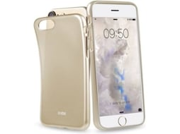 Capa SBS Book Slim iPhone 6, 6s, 7, 8 Dourado — Compatibilidade: iPhone 6, 6s, 7, 8