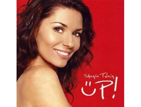 CD Shania Twain - Up! — Pop-Rock