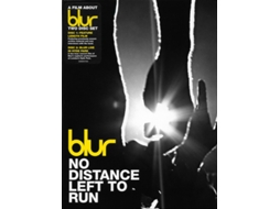 DVD Blur - No Distance Left To Run