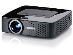 Projetor PHILIPS PPX3614TV — WVGA | 140 Lumens