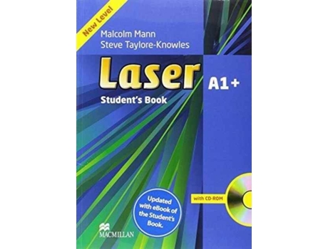 MACMILLAN - MACMILLAN Bloco Pedagógico Laser A1+  (eBook) (Inglês)