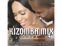 CD Vários-Kizomba Mix 4 - Selected By Dj Danilo — Kizomba