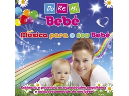 CD Do Re Mi-Música Para o Seu Bebé — Infantil