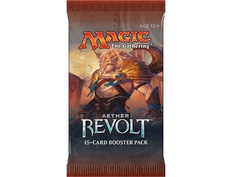 Pack Cartas Magic The Gathering - Aether Revolt Blister