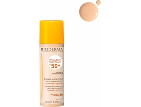 BIODERMA PHOTODERM NUDE TOUCH SPF50+ NATURAL 40ML