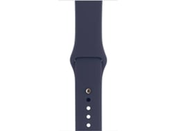 APPLE Watch Series 1 38mm Gold Aluminium Case Midnight Blue Band — iOS / 38 mm / Bluetooth 4.0 e Wi-fi