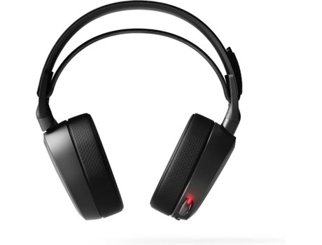Microauscultadores Gaming STEELSERIES Arctis Pro Wireless — Com fio | 10-40000 Hz