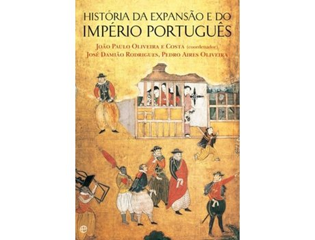 ESFERA-LIVROS - Livro História da Expansão e do Império Português de Vários autores (Português - 2014)