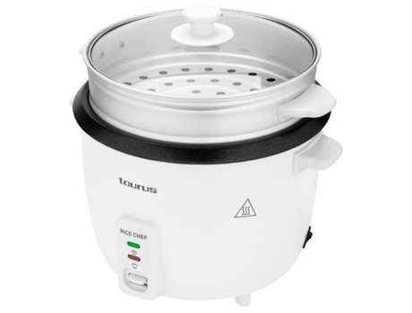 Arrozeira TAURUS Rice Chef — 1.8L | 700W