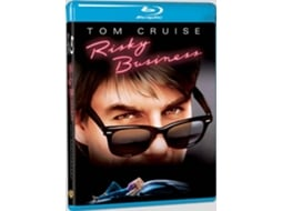 Blu-Ray Negócio Arriscado — De: Paul Brickman | Com: Tom Cruise, Rebecca De Mornay