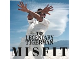 CD+DVD The Legendary Tigerman - Misfit — Pop-Rock