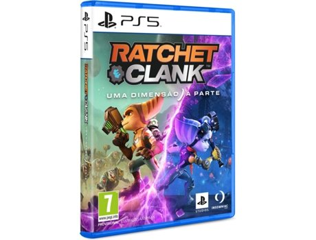 Jogo PS5 Ratchet And Clank: Rift Apart