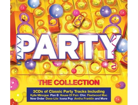 CD The Collection-Party — Pop-Rock