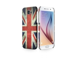 Capa SBS Flag Samsung Galaxy S6 Multicor — Compatibilidade: Samsung Galaxy S6