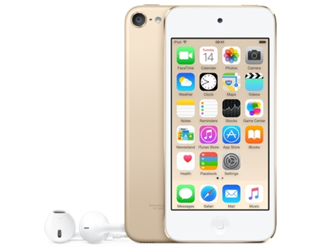 Leitor MP5/MID Ipod touch 32GB gold — 32GB