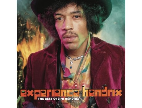 CD Jimi Hendrix - Experience Hendrix: The Best of Jimi Hendrix — Pop-Rock