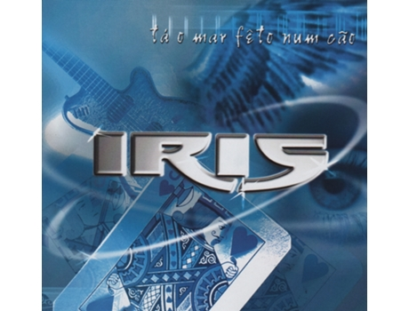 CD Iris-Tá o Mar Fêto Num Cão — Pop-Rock