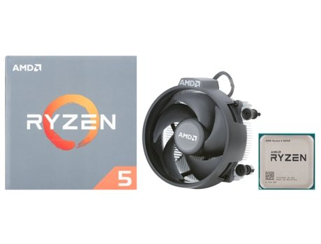 Processador AMD Ryzen 5 1500X (Socket AM4 - Quad-Core - 3.5 GHz) — AMD Ryzen 5 1500X | Socket AM4