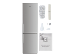 Frigorífico Combinado HOTPOINT-ARISTON H8 A3E IHO3 — A+++ | Low Frost | Refr. 225 L Cong. 111 L