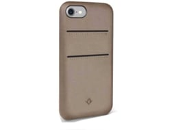 Capa TWELVE SOUTH Relaxed Pockets Taupe iphone 7, 8 Castanho — Compatibilidade: iphone 7, 8