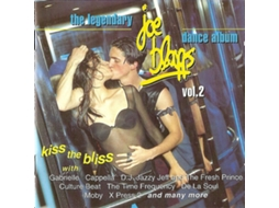 CD The Legendary Joe Bloggs Dance Album Vol. 2