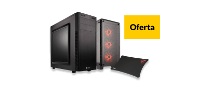Na compra de  Desktop Powered by MSI