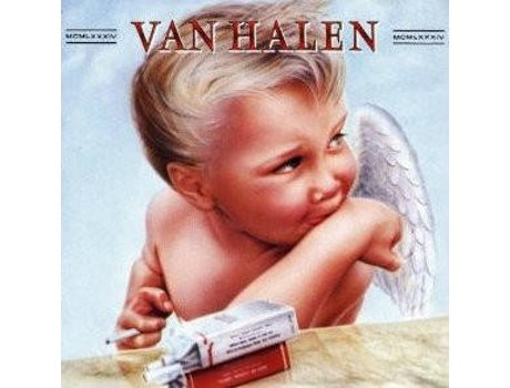 Vinil Van Halen - 1984 — Pop-Rock