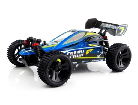 Carro RC NINCO Spark Blue Buggy XB16