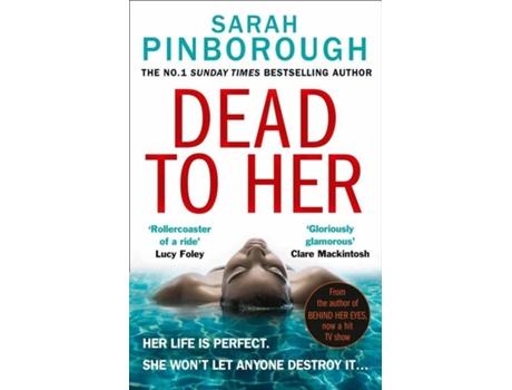Livro Dead To Her de Sarah Pinborough (Inglês)