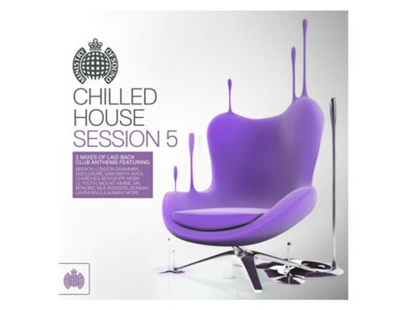 CD Chilled House Session 5