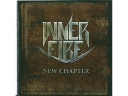 CD Inner Fire - New Chapter