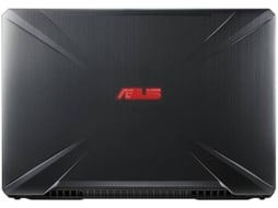Portátil 15.6'' ASUS FX504GD-78A05PB1 — Intel Core i7-8750H | 8 GB | 1 TB HDD | NVIDIA GeForce GTX 1050