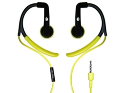 Auriculares Com fio PURO IPHFSPORT1GRN (In Ear - Microfone - Verde) — In Ear | Microfone | Atende chamadas