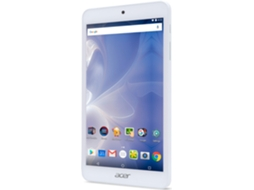 Tablet 7'' ACER One 7 B1-780 Branco — 7'' / 16 GB / Android 6.0 (Marshmallow)