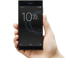 Smartphone SONY Xperia L1 16GB Preto — Android 7.0 / 5.5'' / Quad-core 1.45 GHz / 2GB RAM