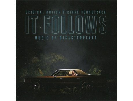 CD Disasterpeace - It Follows (Original Motion Picture Soundtrack)