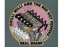 CD Chilli Willi And The Red Hot Peppers - Real Sharp - A Thrilling Two CD Anthology