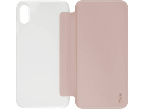 Capa ARTWIZZ Smartjacket iPhone X Rosa — Compatibilidade: iPhone X