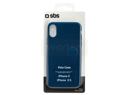 Capa iPhone X, XS SBS Polo Azul — Compatibilidade: iPhone X, XS