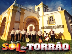 CD Grupo Sol Do Torrão - Recordações — Popular