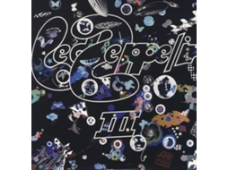 Vinil Led Zeppelin - Led Zeppelin Iii ( Deluxe Remasterizado ) — Metal / Hard