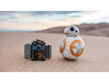 Robô STAR WARS BB8 + Force Band Star Wars — Idade mínima recomendada: 3