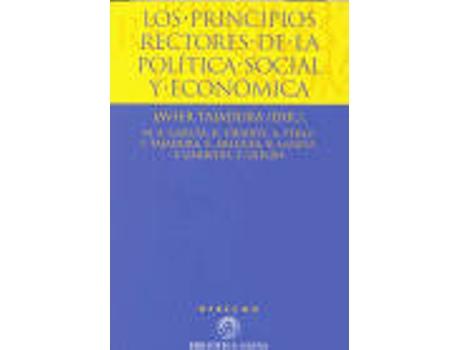 Livro Principios Rectores De La Politica Social Y Economica de Javier Tajadura