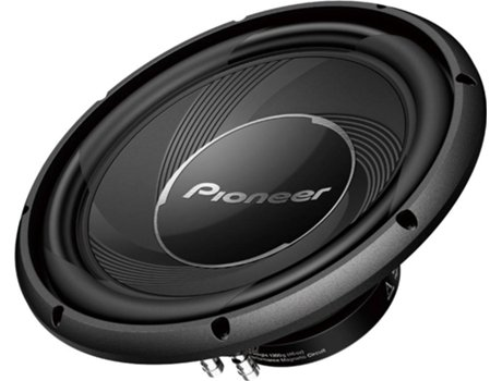 PIONEER - Subwoofer Auto PIONEER TS-A30S4 (30 cm - 1.400W)