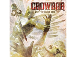 CD Crowbar  - Sever The Wicked Hand