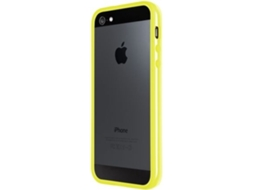 Capa ARTWIZZ Bumper Artwizz Bumper iPhone 5, 5s, SE Amarelo — Compatibilidade: iPhone 5, 5s, SE