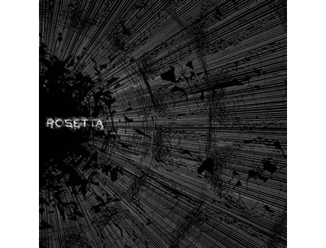 Vinil Rosetta  - The Galactic Collective Live In Gettysburg (1CDs)